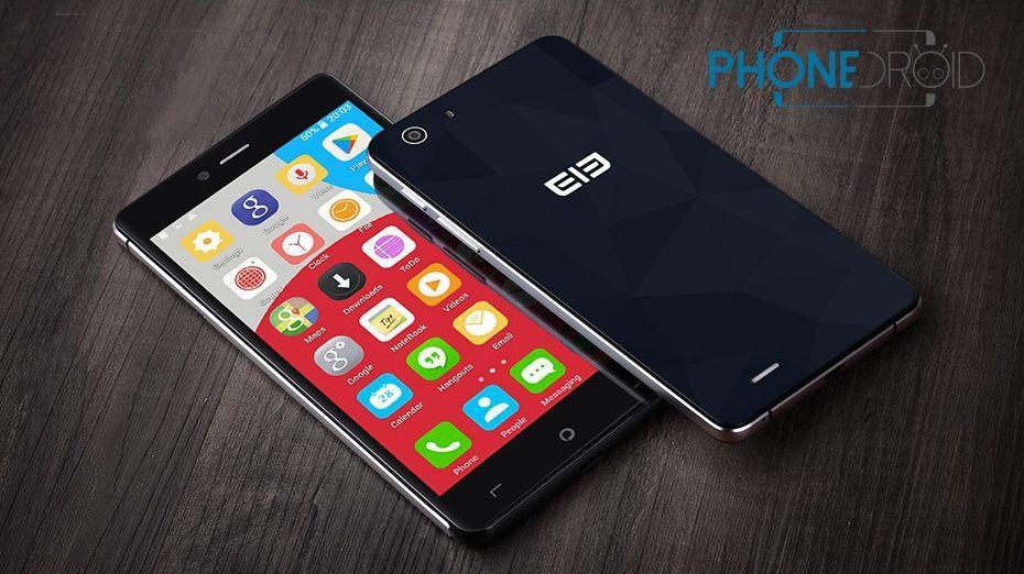 Test du Elephone S2 Plus : Le design avant tout ?