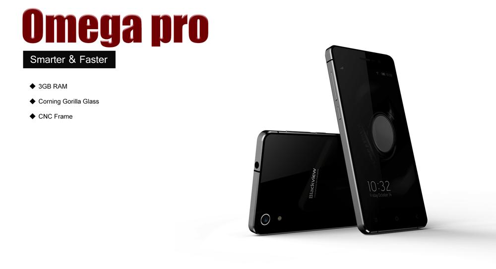 Blackview Omega Pro : Belle configuration à moins de 100 € ?