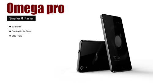 Blackview Omega Pro: Coming soon with MT6753 Octa core, 5inch display, 3GB RAM but less than 100$?