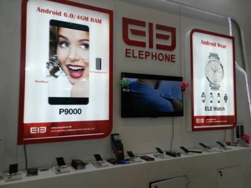 Elephone-stock