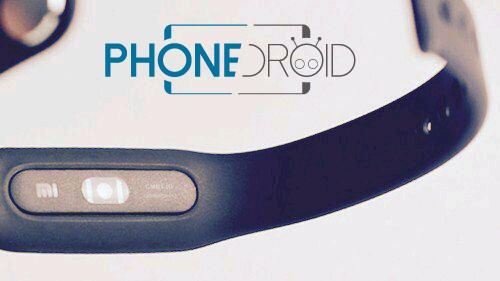 Xiaomi Mi Band 1s : capteur cardiaque ?