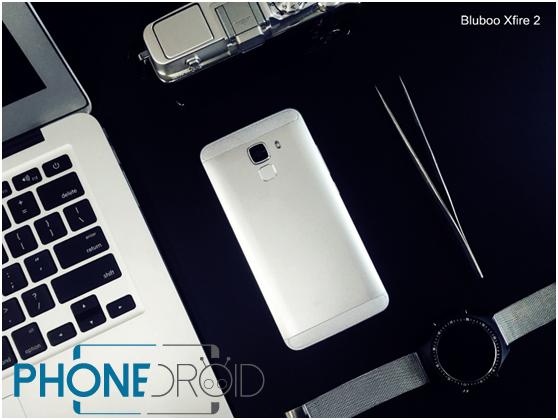 Bluboo Xfire 2 : enfin lancé avec un processeur MT6580