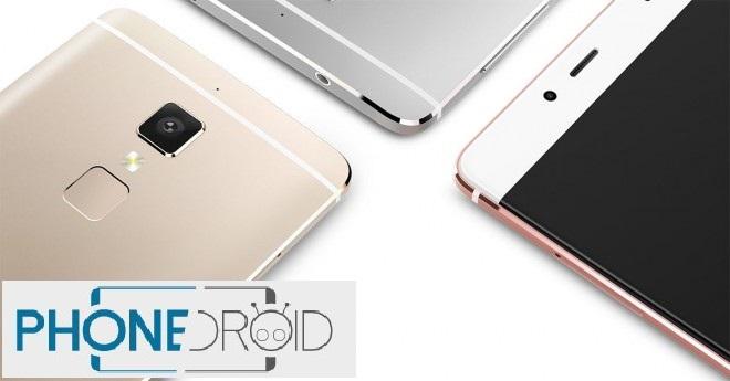 Le Elephone S3 se montre en photo et en vidéo