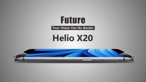 Ulefone Future will come in a Helio X20, 2K, 20MP variant