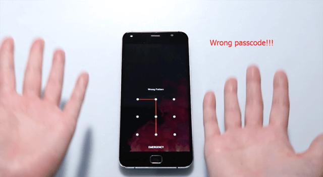 code perdu ! comment faire ?