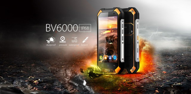 blackview bv6000 un smartphone tout terrain phonedroid. Black Bedroom Furniture Sets. Home Design Ideas