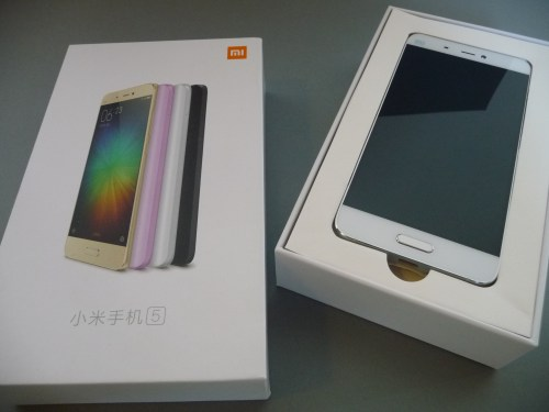 Test du Xiaomi Mi5 32Go : le flagship sans surprise