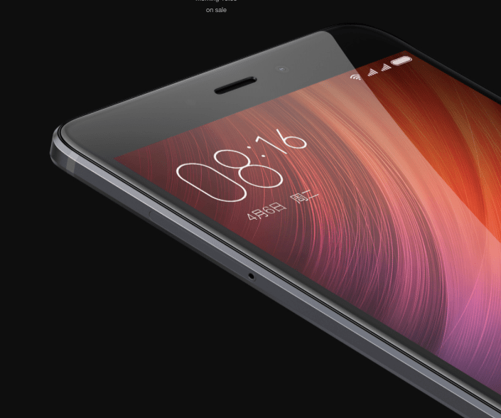 Le Xiaomi Redmi Note 4 Pro arrive chez PhoneDroid !