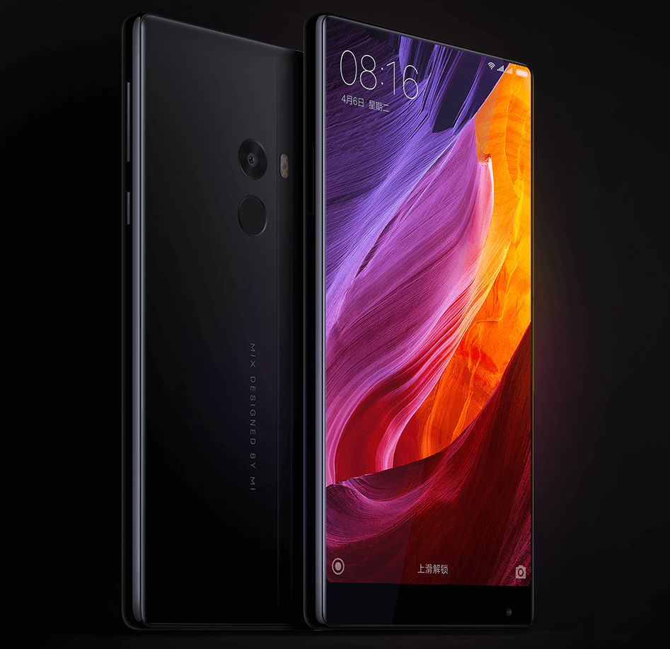 Test du Xiaomi Mi Mix : un pied dans le futur !