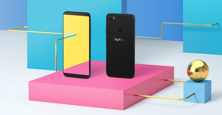 Nubia V18 : version abordable du Nubia N3