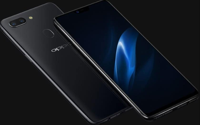 Oppo R15 : un air d'Iphone X qui préfigure le OnePlus 6 !