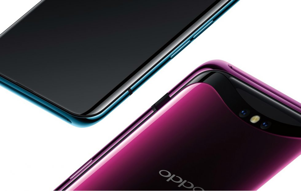 Oppo Find X : enfin de l'innovation !