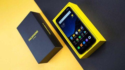 Pocophone F1 : disponible dans votre boutique PhoneDroid.fr