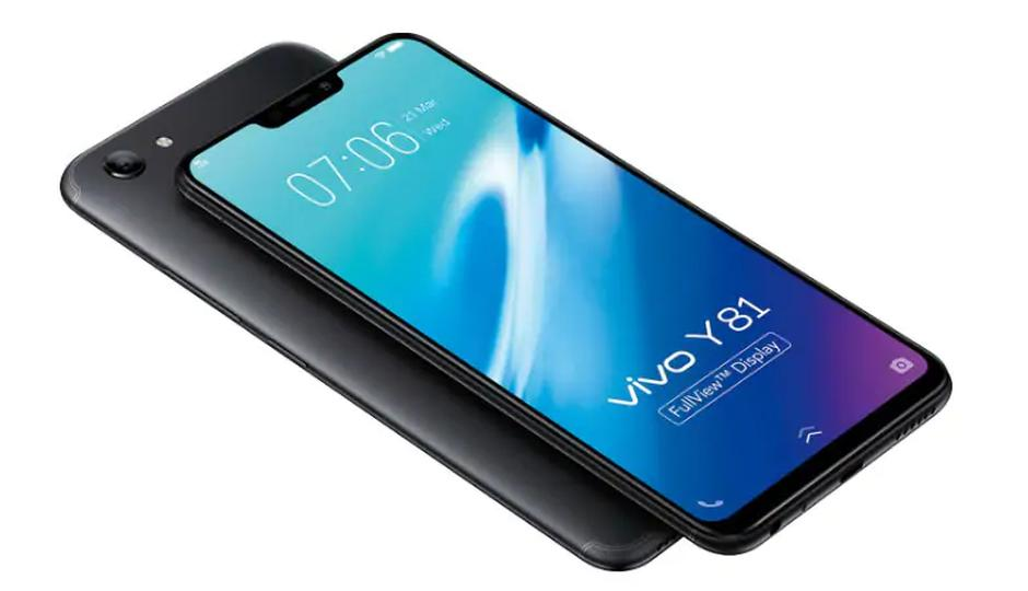 Vivo Y81 Global 209,90€ TTC garantie 2 ans