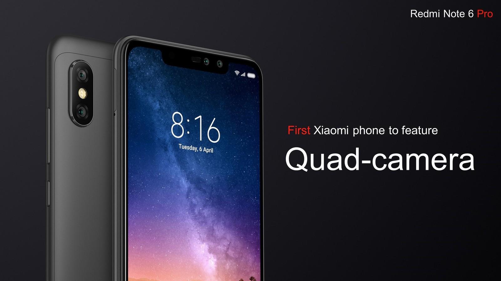 Xiaomi Redmi Note 6 Pro : Test des objectifs photo
