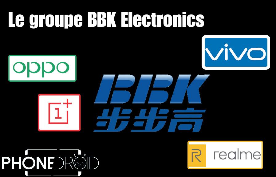 BBK Electronics  : Le Géant Chinois.