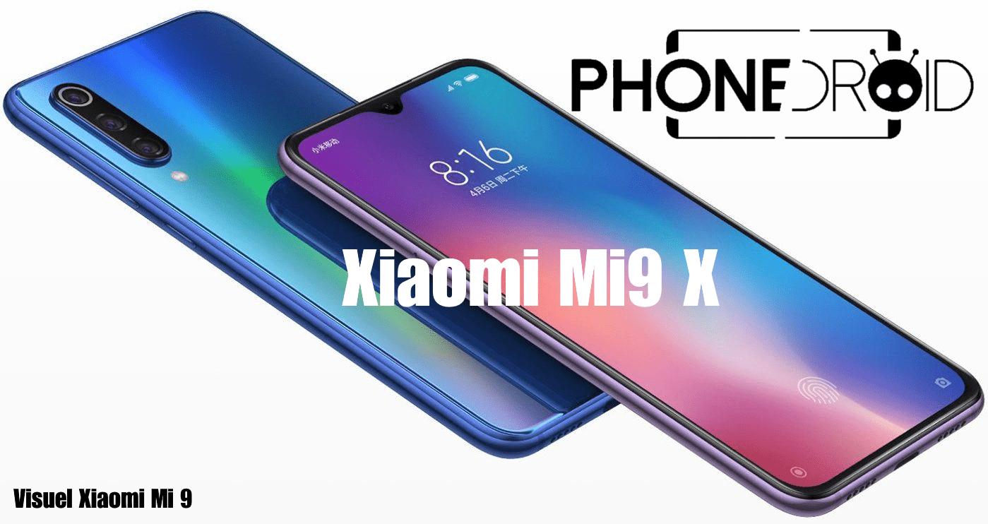 Xiaomi Mi9 X