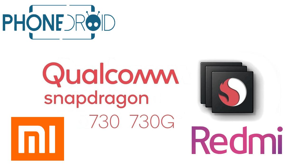Qualcomm Snapdragon 730 annoncé sur Xiaomi