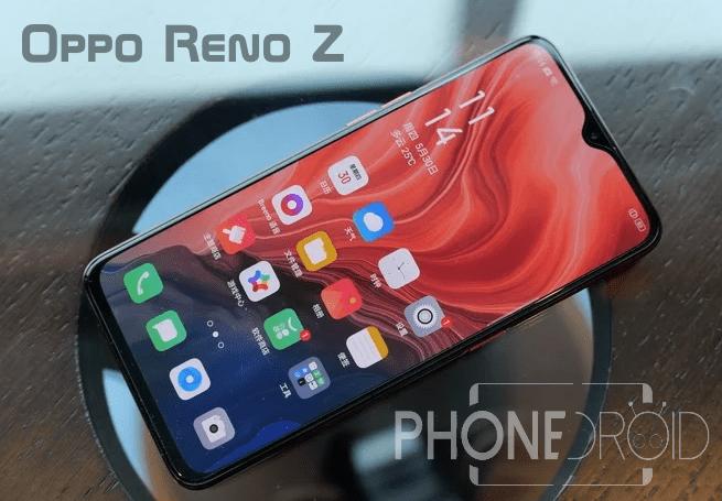 Oppo Reno Z : débarquement le 5 juillet en Europe!