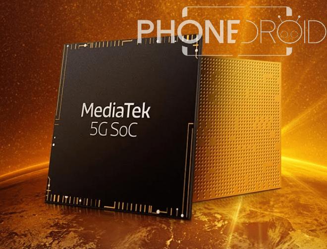 Nouveau Processeur Mediatek Helio M70 : la 5G abordable