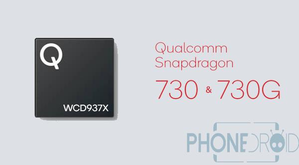 Xiaomi Mi9 T / Redmi K20 : nouveau codec Audio Qualcomm Aqstic WCD937X