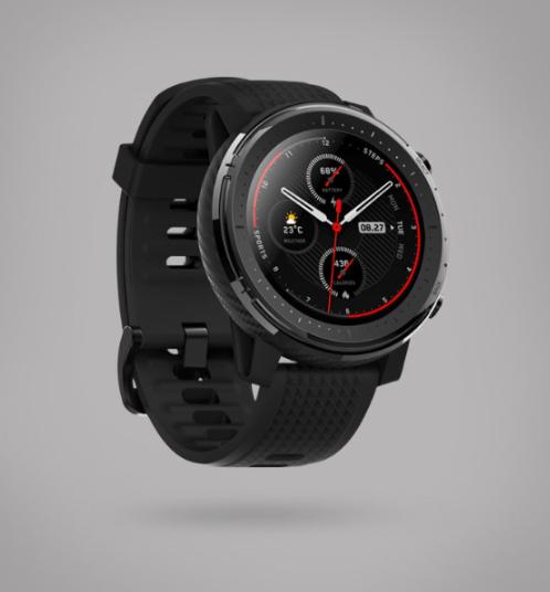 Huami Amazfit : le 27 août deux nouvelles smartwatch!
