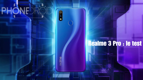 Test du Realme 3 Pro : une bonne alternative à Redmi!