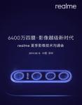 Realme : smartphone Quad Caméra lancé le 15 août!