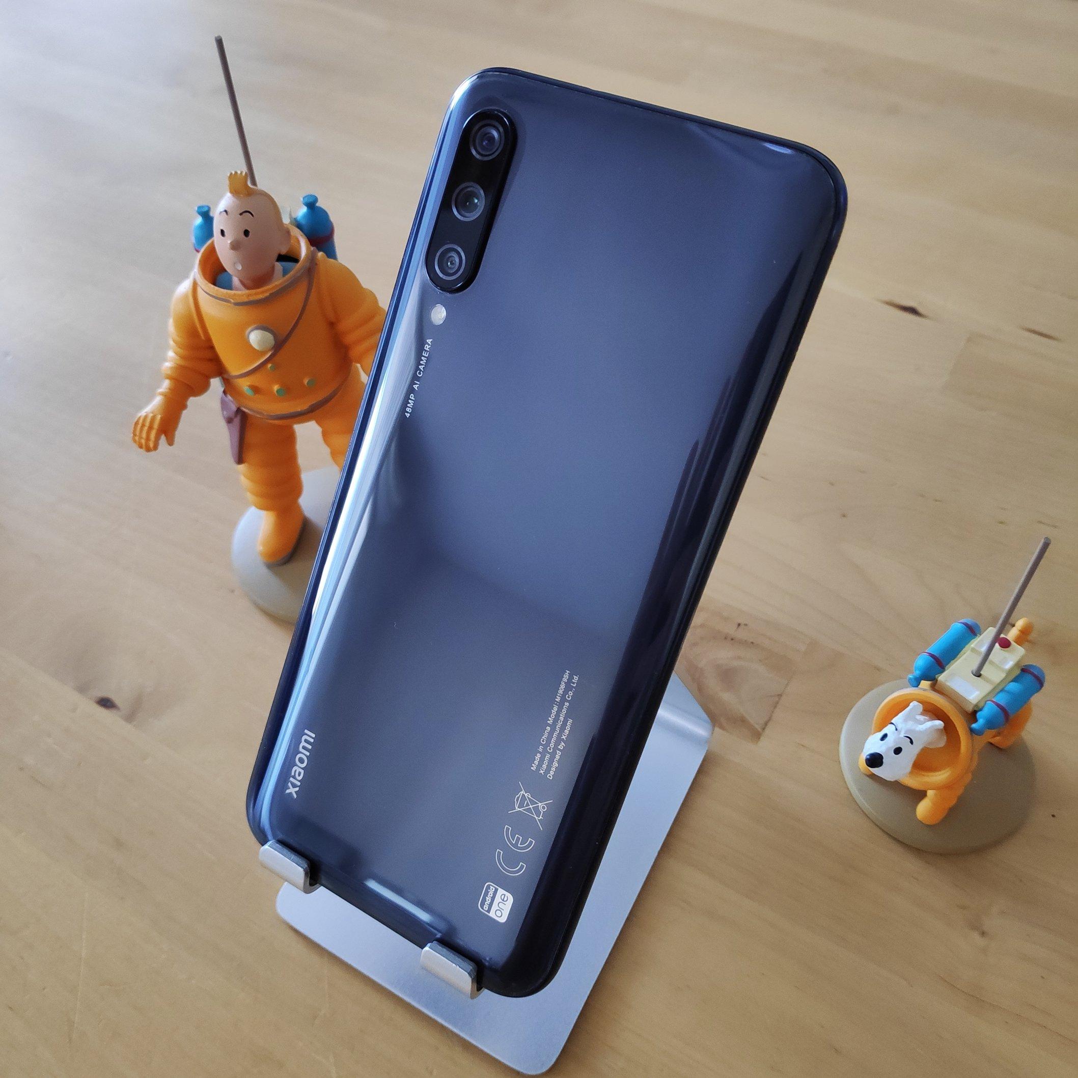Dos Xiaomi MI A3
