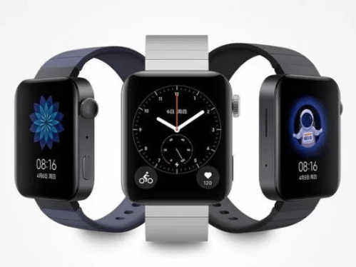 Xiaomi Mi Watch : batterie de 570mAh et WearOS