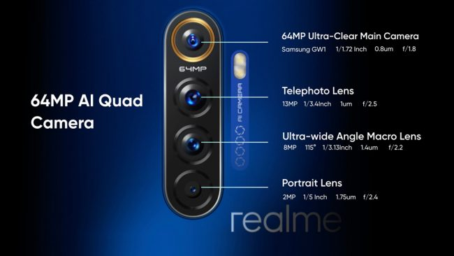 Realme X2 Pro : disponible en Europe à partir de 399€.