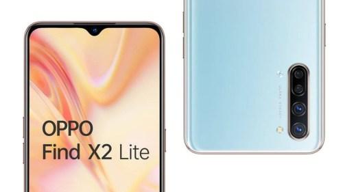 Oppo Find X2 Lite : moins extravagant que son aîné