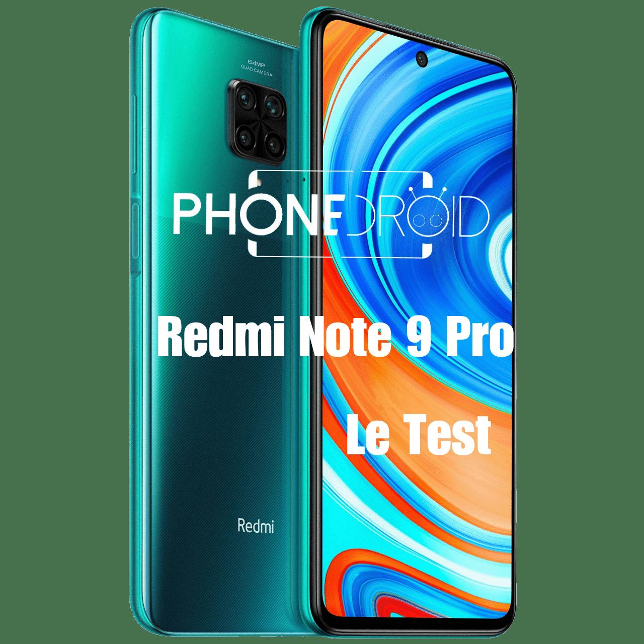 Test du Redmi Note 9 Pro : une valeur sûre!