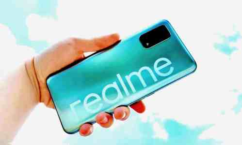 Realme V5 : le milieu de gamme 5G