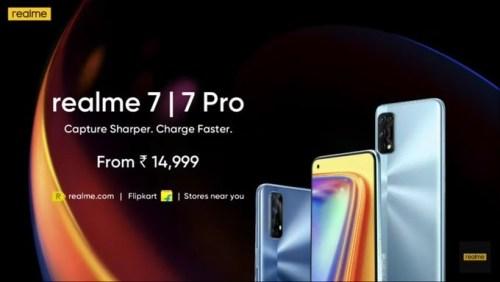 Realme 7 / 7 Pro : le 30 septembre en France!!