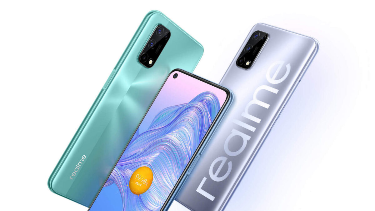 Realme 7 5G : lancement Européen en une seule variante 6/128Go