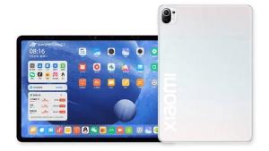Le design se précise pour la Xiaomi Mi Pad 5
