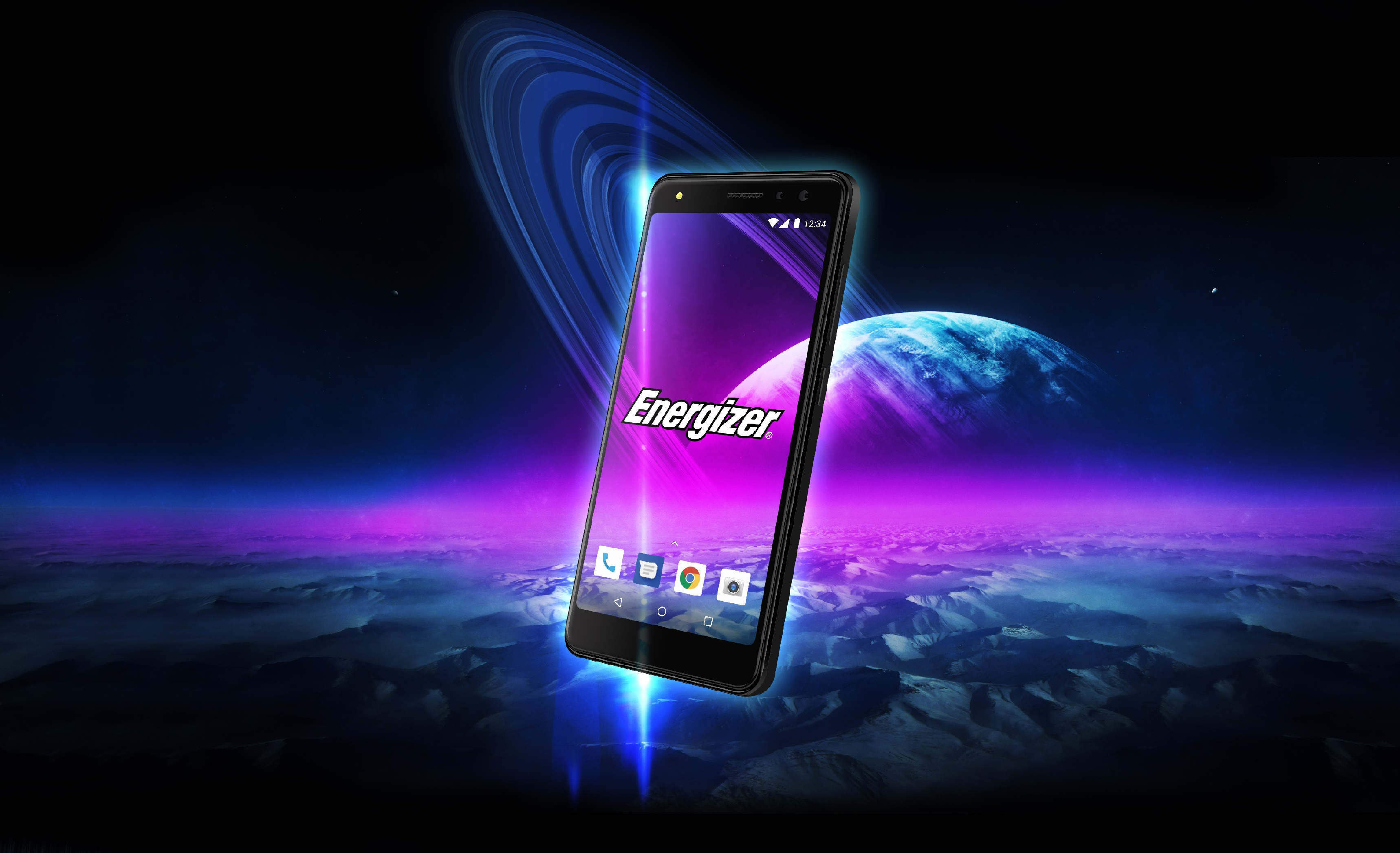 Energizer foldable phone