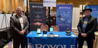 Royole grabs attention at CES with folding smartphone