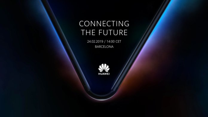 Huawei's foldable phone