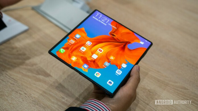 Foldable phones online prices 2019