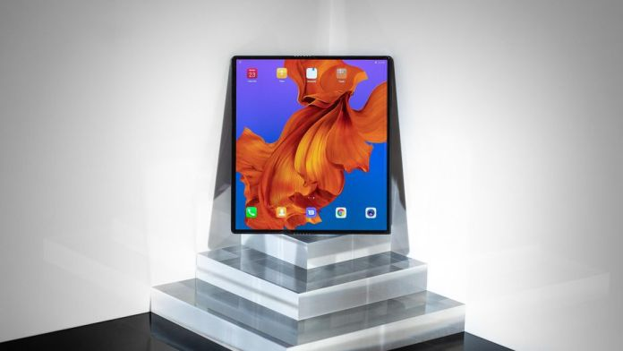 The Mate X could be the first of many Huawei foldable phone designs.