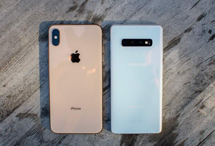 Samsung, Huawei getting close to iPhone, spending on camera hardware to get there