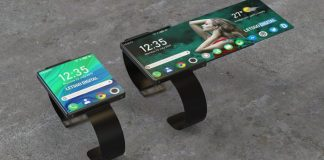 Oppo's patented foldable smartwatch is more than just a smartwatch