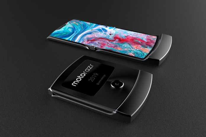 Motorola's foldable phone RAZR will launch by the end of the year will launch by the end of the year