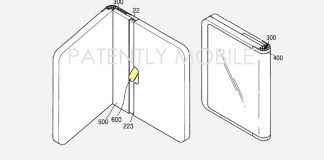 A Peek at Seven 2019 Samsung Folding, Scrolling Smartphone Inventions