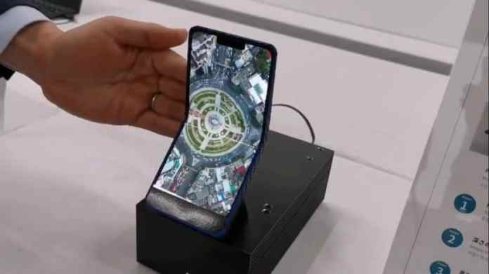 Japan: Sharp works with JDI to develop a foldable phone, abandons Samsung