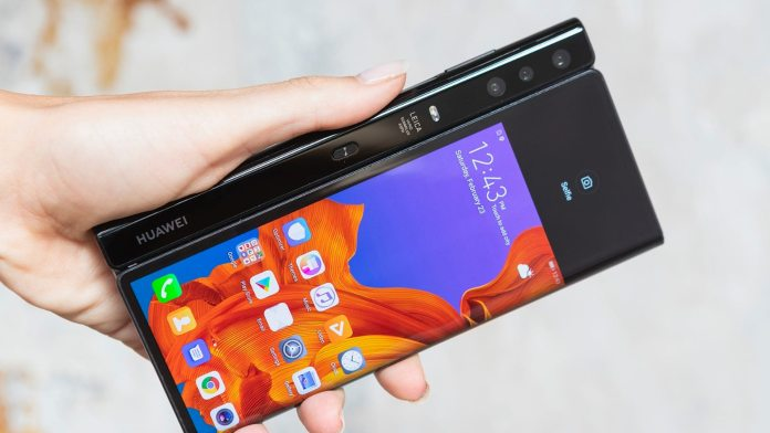 Huawei Mate X is the world's fastest 5G foldable phone