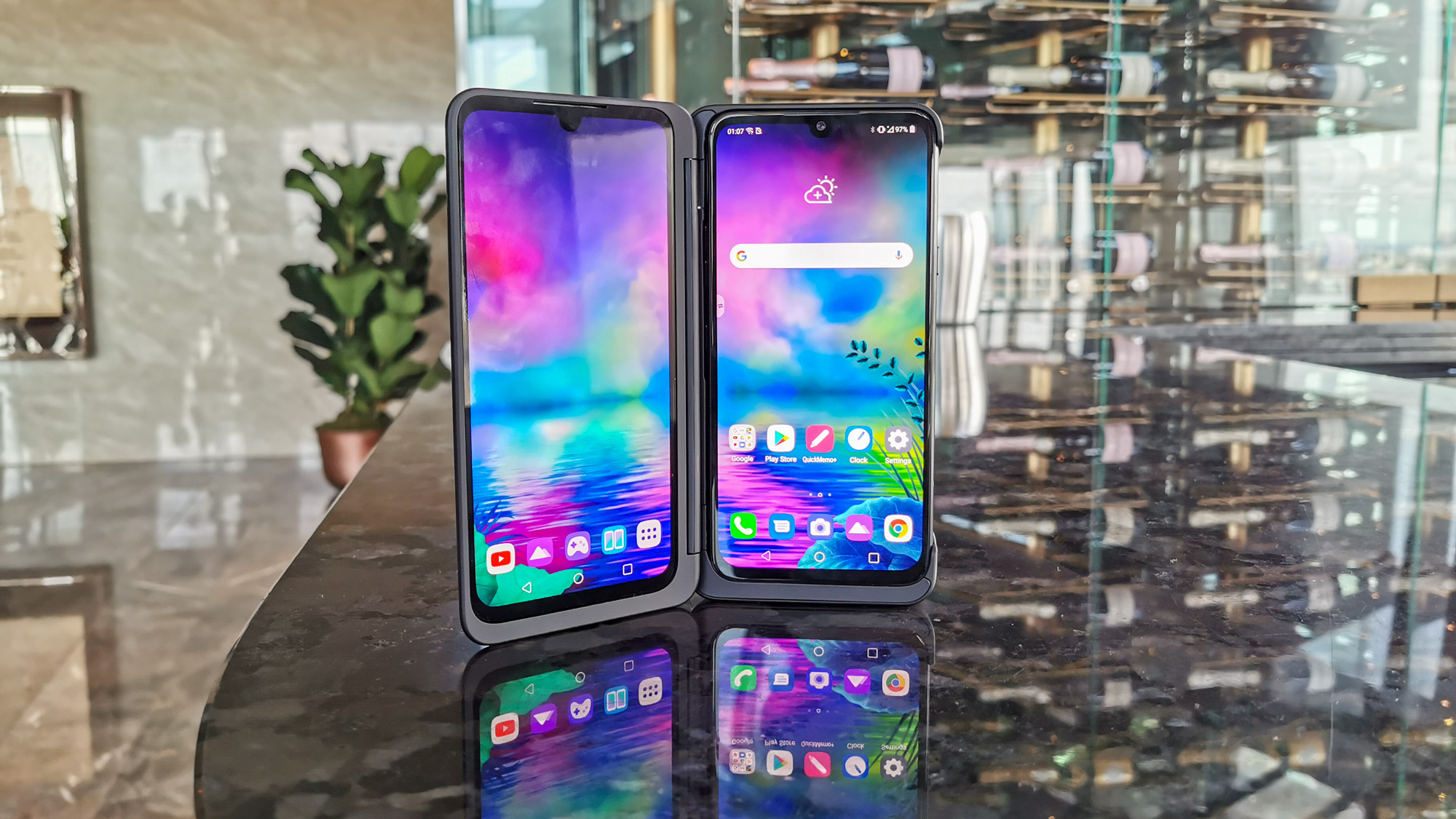 LG G8X ThinQ Foldable Phone