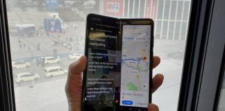 Galaxy Fold 2 to use UTG, next-gen foldable glass still coming